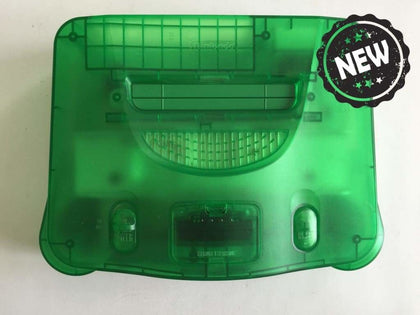 Limited Edition Funtastic Jungle Green Nintendo 64 N64 Console