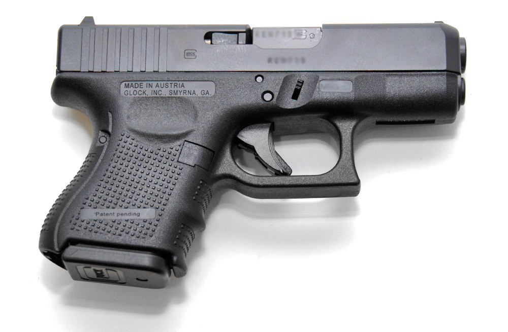Advantage +1 Follower for Glock 26, 2 Count