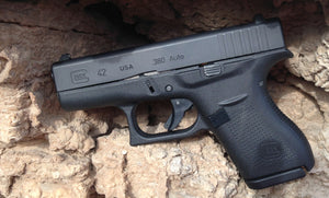 Advantage +1 Follower for Glock 42 Variation 01 and 02