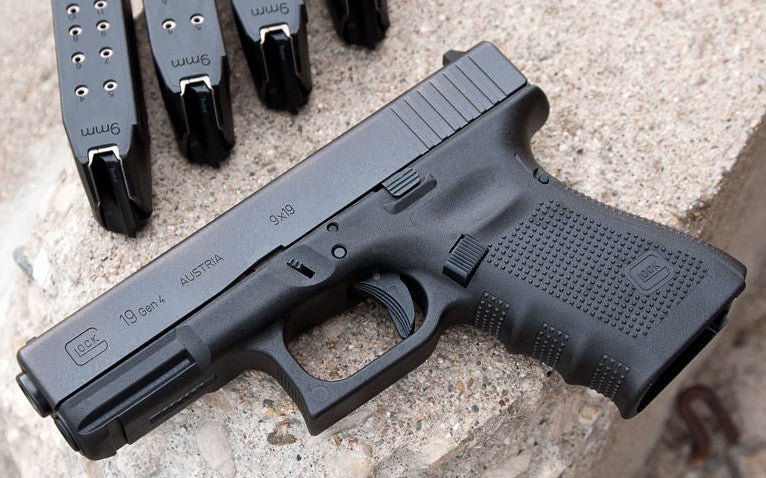 Advantage +1 Follower for Glock 19, 2 Count