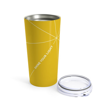 Shine Your Light Tumbler 20oz