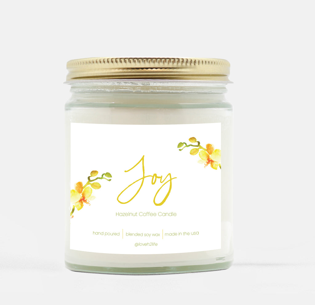 Joy Eco Intention Candle
