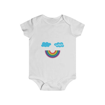 Wish Rainbow Onesie