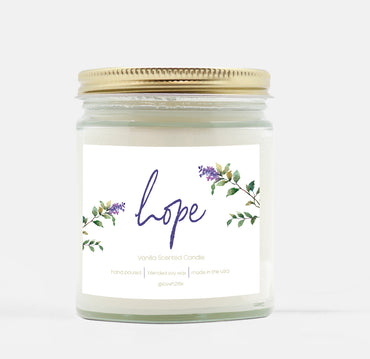 Hope Eco Intention Candle
