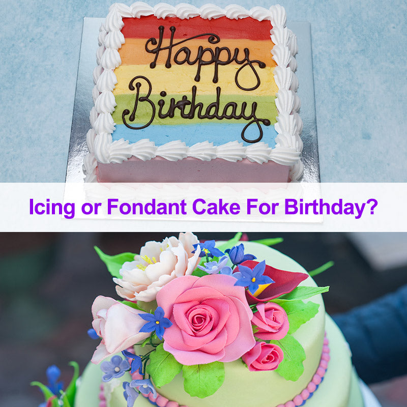 Icing Or Fondant Birthday Cakes Are Popular In Brisbane Mr Ts Bakery