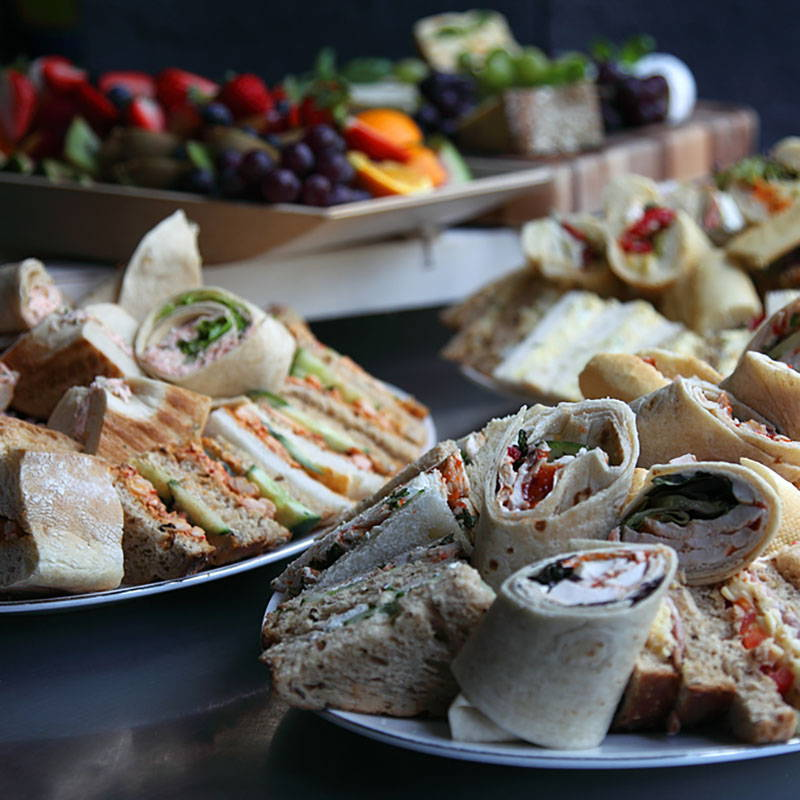 Sandwich Platters And It's Benefits To Your Crew