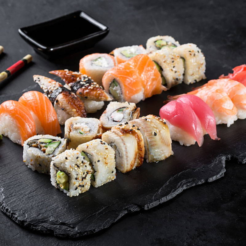 Types Of Sushi With Pictures