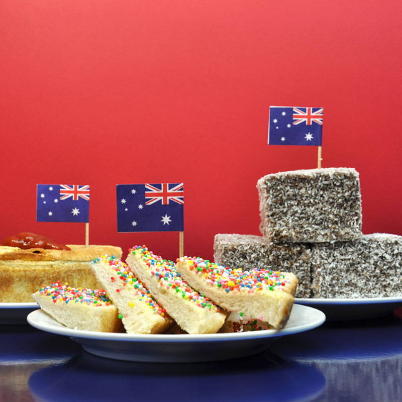 What Food To Order On Australia Day?