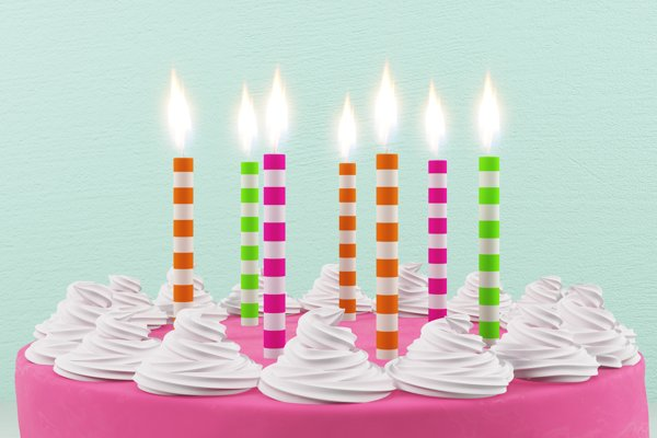 Superb Why We Blow Out Candles On A Birthday Cake Funny Birthday Cards Online Elaedamsfinfo