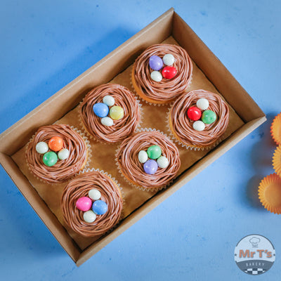 bird-nest-cupcakes-in-box