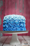 blue-rosette-cake-in-brisbane