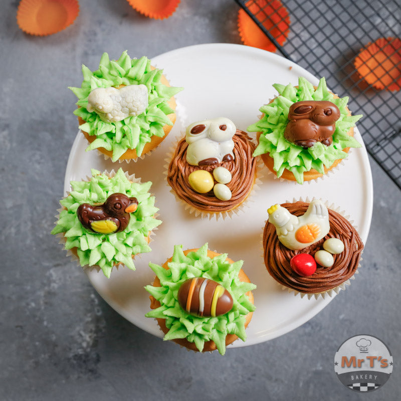 chocolate-bunny-cupcakes