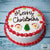 Merry Christmas Butter Milk Cake