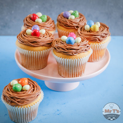 easter-cupcakes-bird-nest