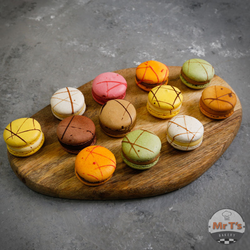 macrons for catering Brisbane