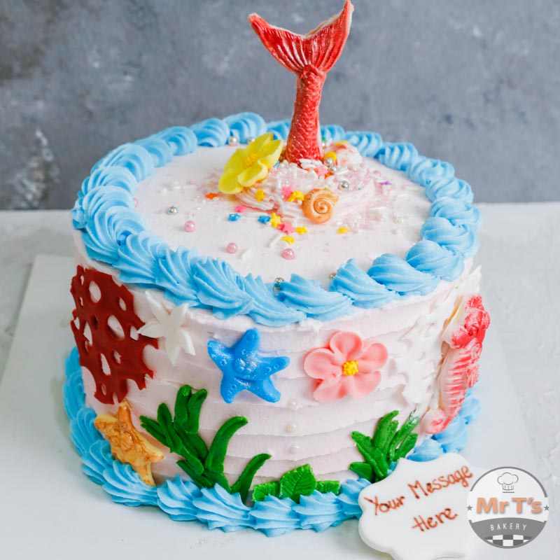 mermaid-cake