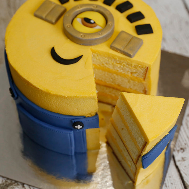 minion-birthdaycake-brisbane