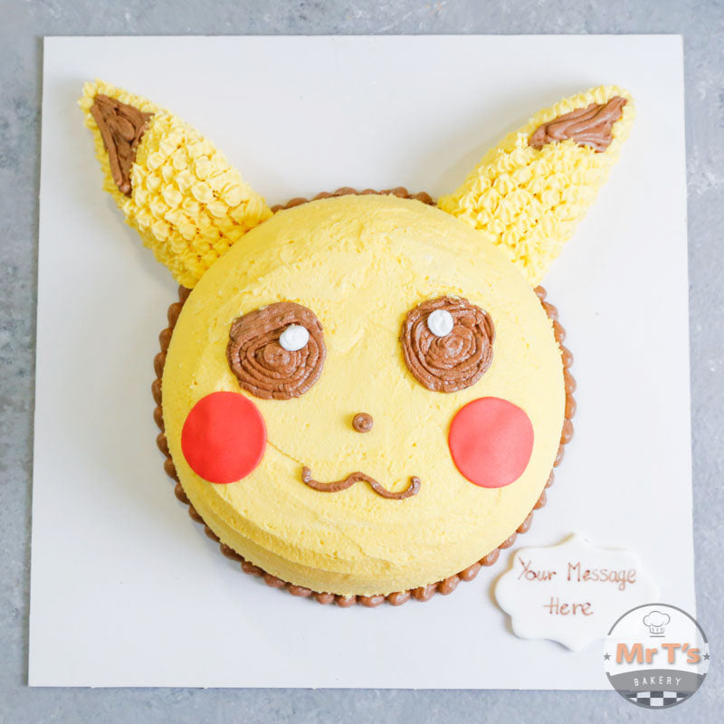 pokemon-pikachu-cake-brisbane