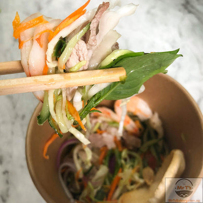 vietnamese-cabbage-salad-catering-brisbane-close-up