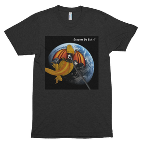 My Pet Dragon - New World - Short sleeve soft t-shirt