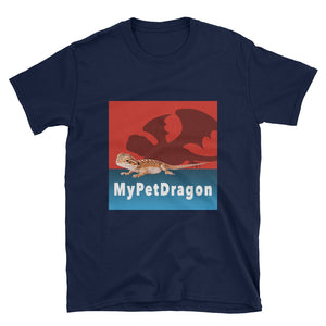 My Pet Dragon - Inner Dragon Shadow - Unisex T-Shirt