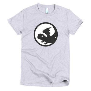 My Pet Dragon - Short sleeve women's t-shirt