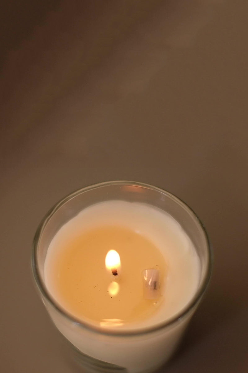 Soy Candle- Salt (Shipping only in India)