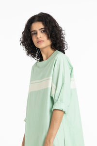 Long jumper co-ord mint