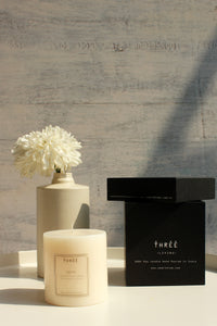Pillar Candle- Hope (With box, Shipping only in India)