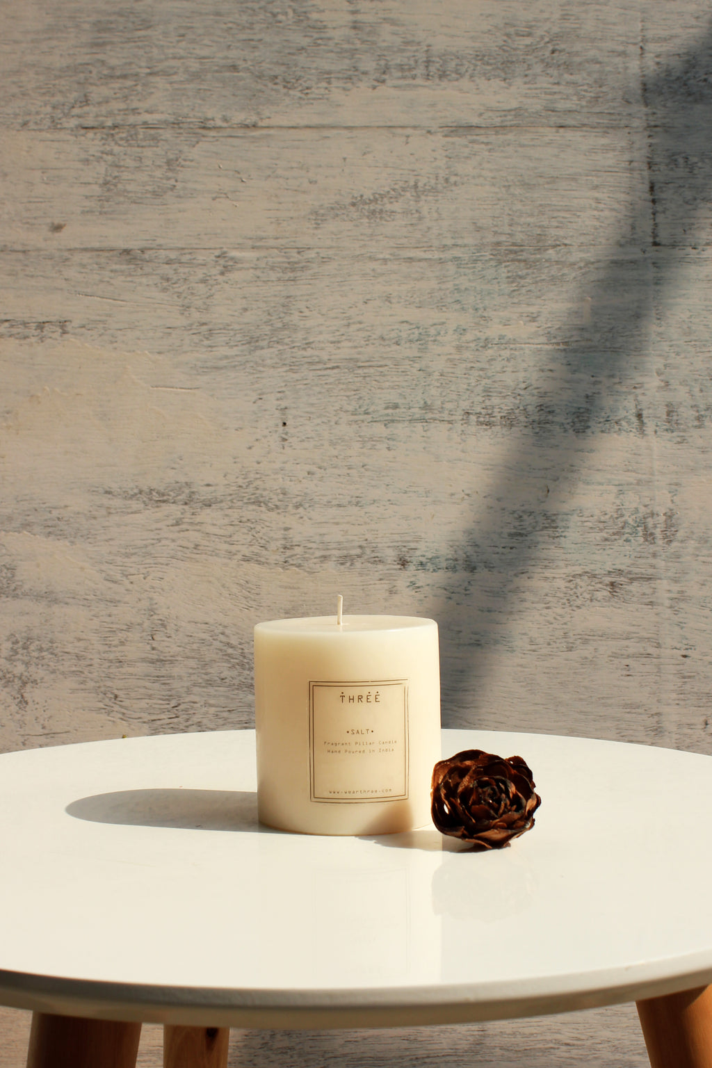 Pillar Candle- Hope (Shipping only in India)