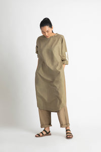 Long Jumper co-ord- Sage