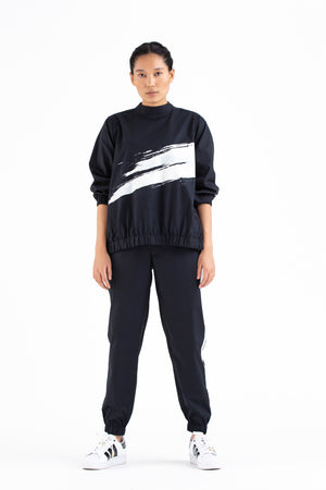 Short Jumper- Black