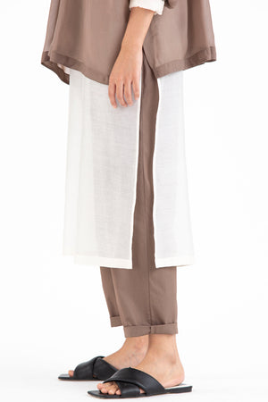 Peasant Top Co-ord-Cedar (Set of 3)