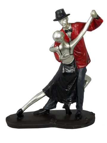 2 Too Tango with Hat Dancer Ornament - 2TTWH