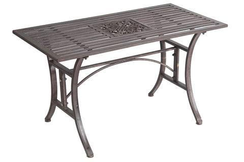 Wrought Iron Metal Garden Table - FA005