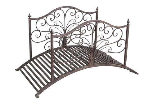 Wrought Iron Metal Bridge - FA009