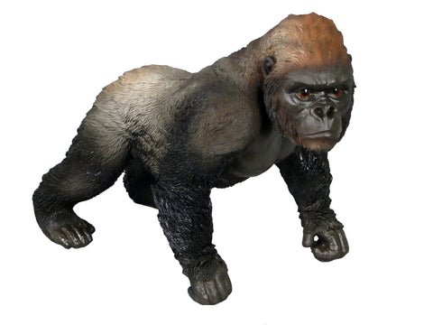 Small Walking Gorilla Ornament - QM031