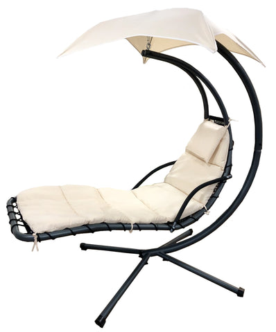 Floating Garden Hammock with Parasol - JO001