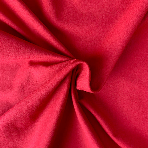 Cotton Jersey Red £12.90 per metre