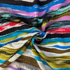 Lots of Stripes Multi  £10.90 per metre