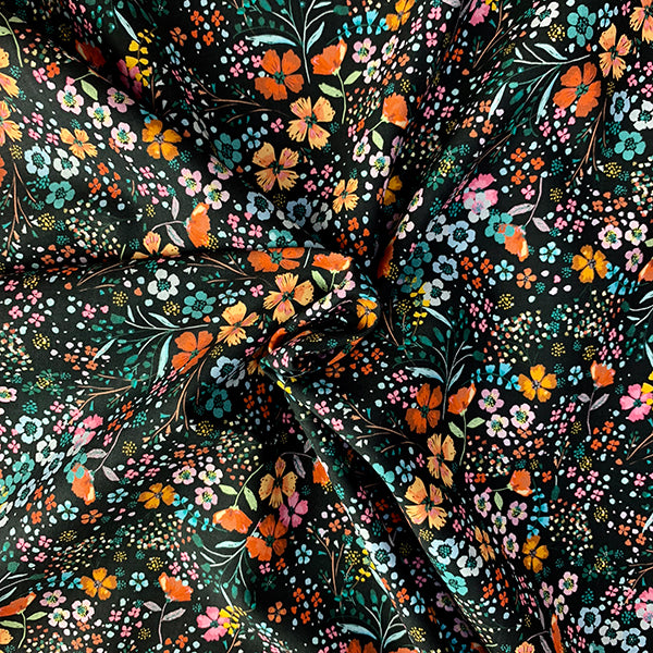 Posy Passion Cotton Lawn £18.90 per metre