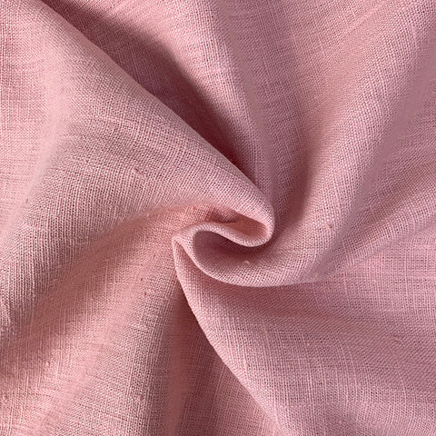 Washed Verone Linen – Shell  £26.90 per metre