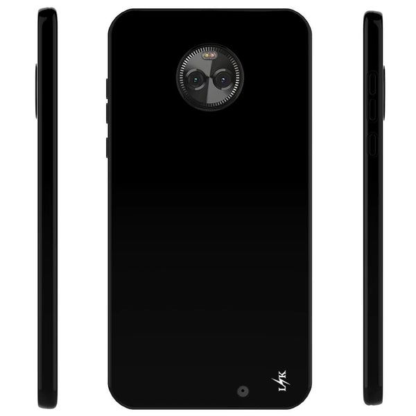 Moto X4 Case, LK Ultra [Slim Thin] Scratch Resistant TPU Rubber Soft Skin Silicone Protective Case Cover for Motorola Moto X4 (Black)