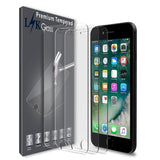 iPhone 7 Plus / 8 Plus Screen Protector,  [Tempered Glass] with Lifetime Replacement Warranty