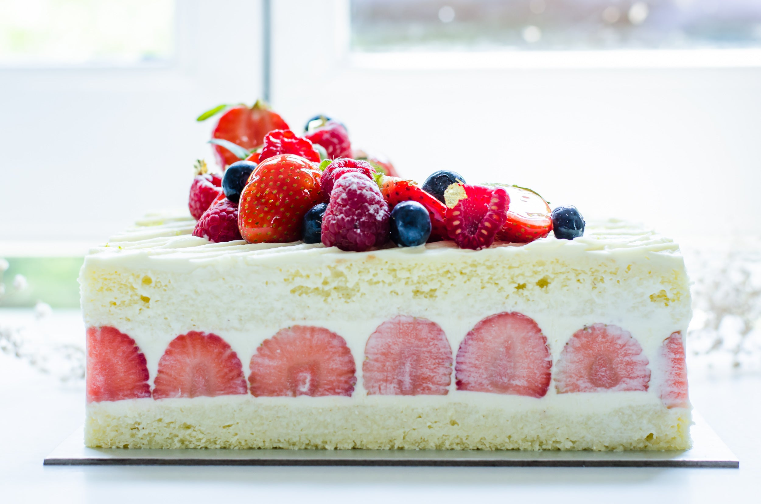 Strawberry Shortcake (Whole)