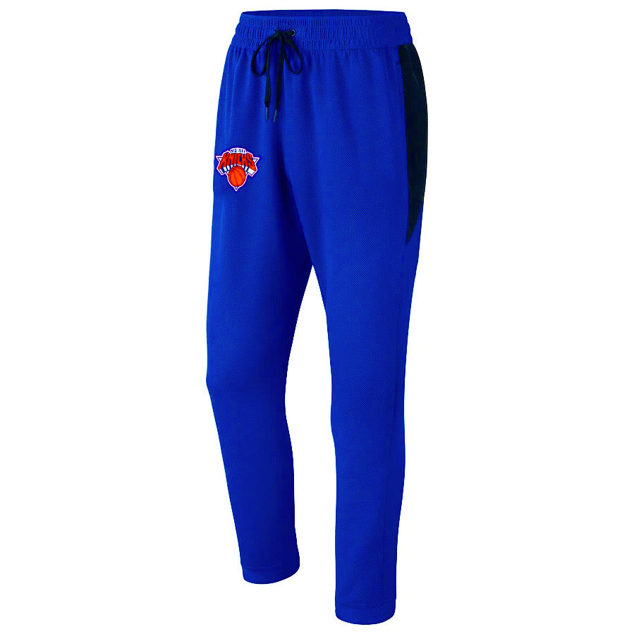 EM AfriNOVA eD1LETE New York Knicks Showtime Pants