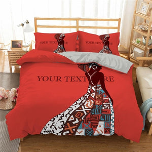 Gaskia Bedding Set