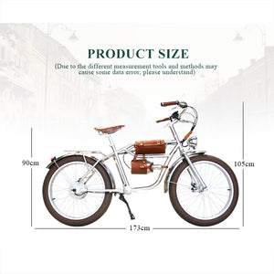 EM AfriNOVA Retro Electric Bike