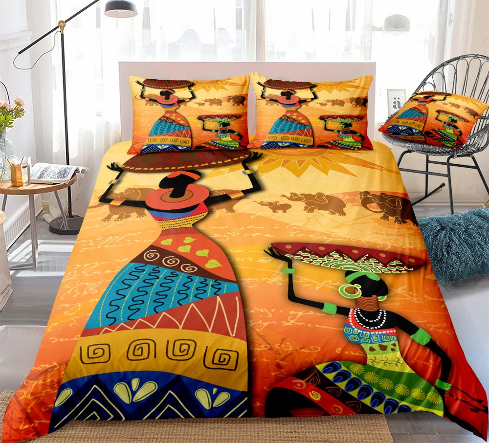 Exotika Bedding Set