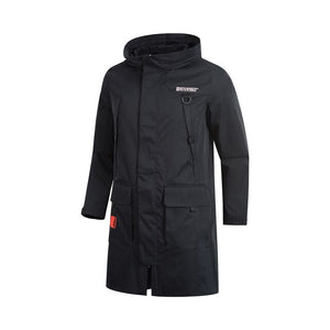 EM AfriNOVA BAD FIVE Long Windbreaker